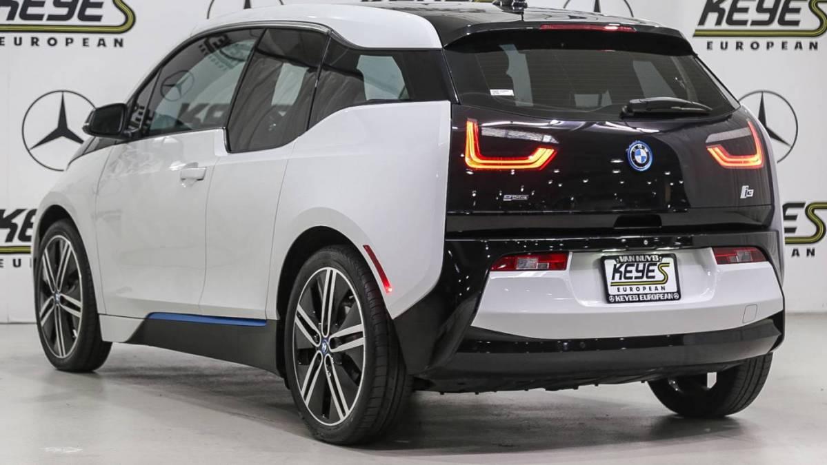 2015 BMW i3 WBY1Z2C58FV286655