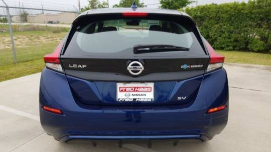 2018 Nissan LEAF 1N4AZ1CP3JC303871
