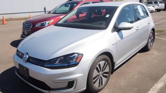 2015 Volkswagen e-Golf WVWPP7AU3FW901809