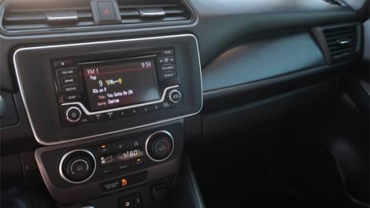 2018 Nissan LEAF 1N4AZ1CP4JC315625