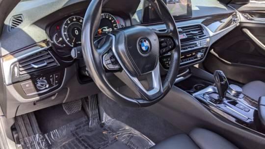 2018 BMW 5 Series WBAJA9C55JB249488