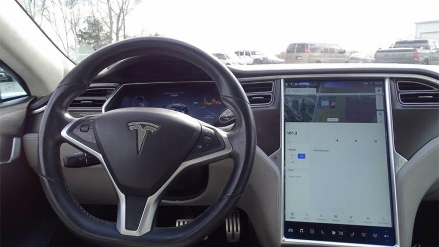 2014 Tesla Model S 5YJSA1H1XEFP38096