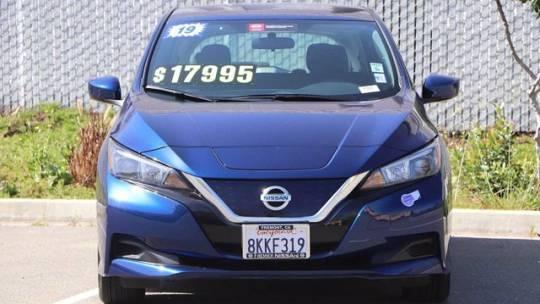 2019 Nissan LEAF 1N4AZ1CP6KC314638