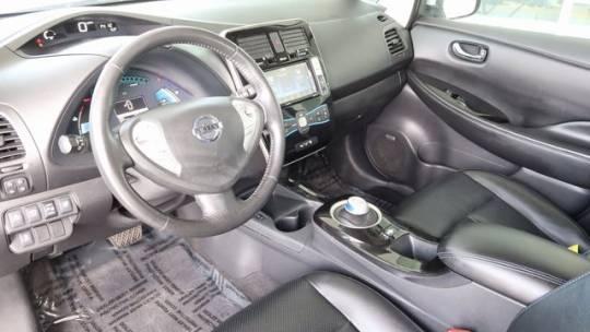 2016 Nissan LEAF 1N4BZ0CP2GC306591