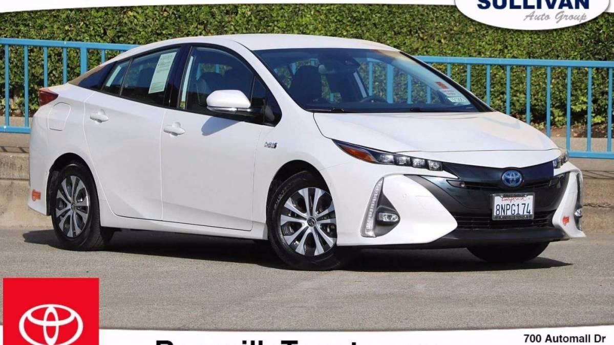 2020 Toyota Prius Prime JTDKARFP4L3138299