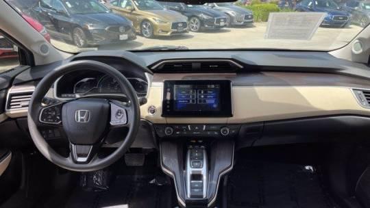 2018 Honda Clarity JHMZC5F11JC013902