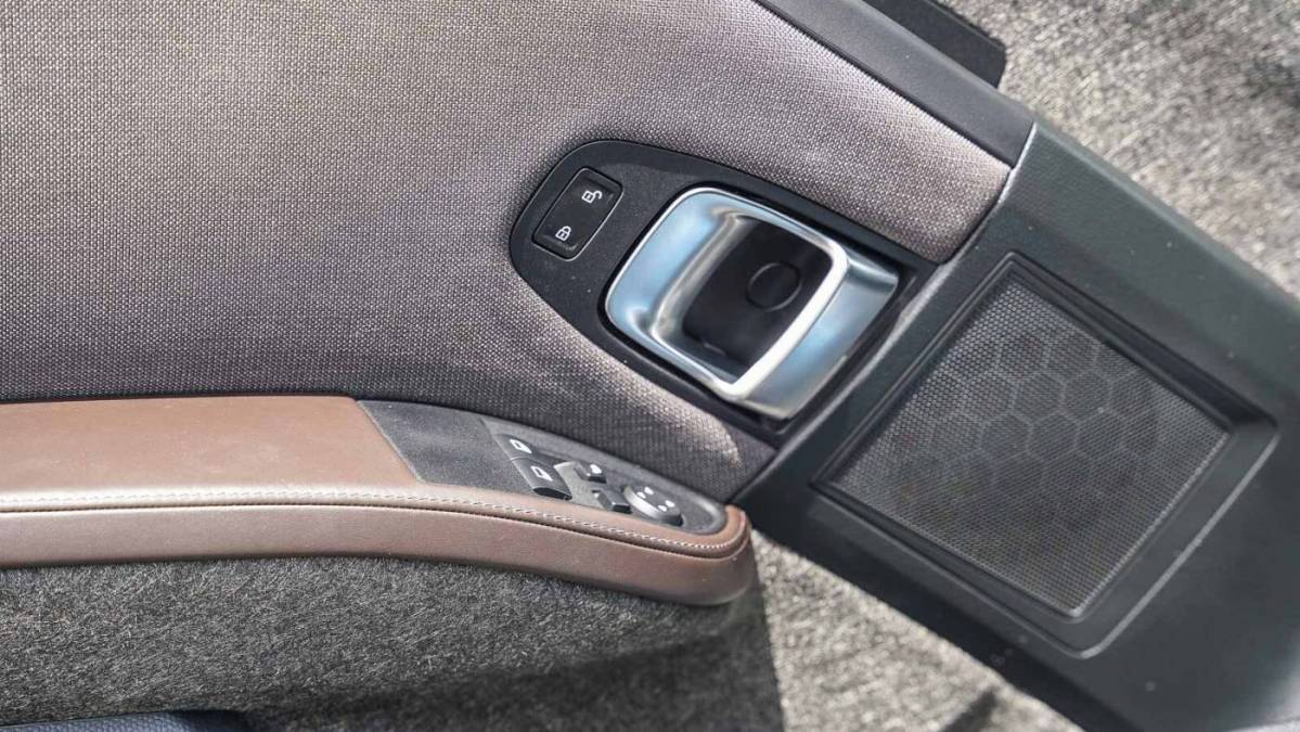 2018 BMW i3 WBY7Z4C57JVD95643