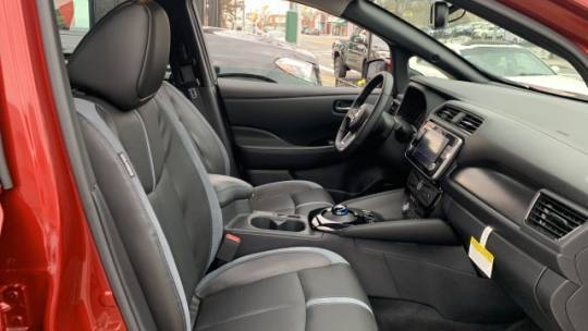 2020 Nissan LEAF 1N4BZ1DP9LC304934