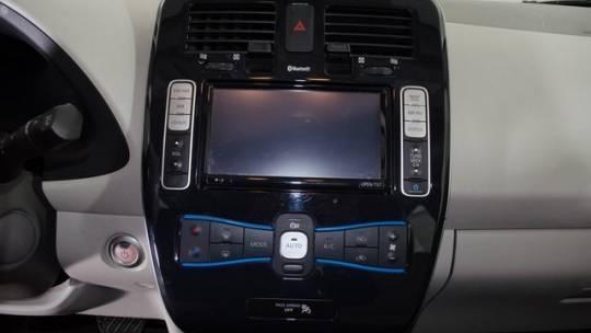2011 Nissan LEAF JN1AZ0CP3BT009346