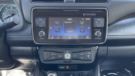 2018 Nissan LEAF 1N4AZ1CP6JC307252