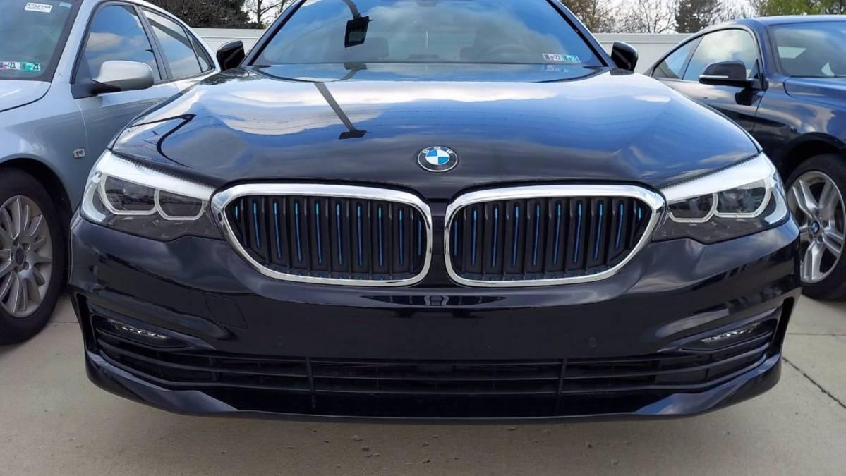 2018 BMW 5 Series WBAJB1C50JB083816