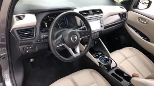 2018 Nissan LEAF 1N4AZ1CP3JC309038