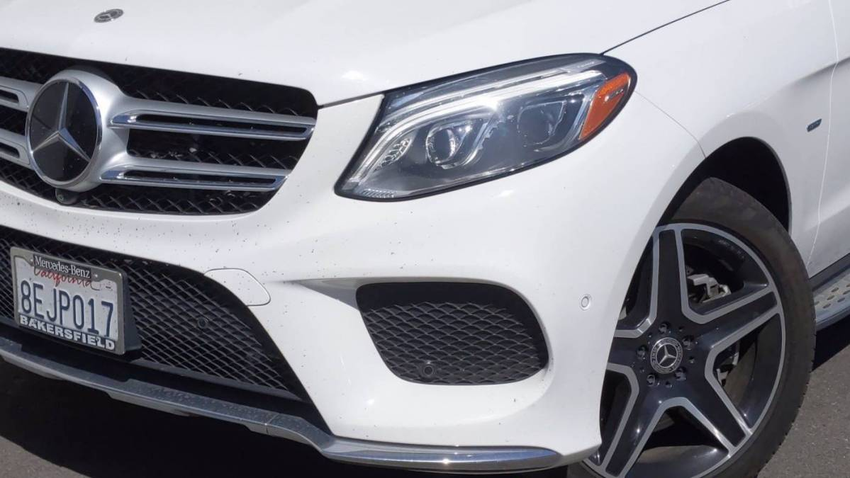 2018 Mercedes GLE 550e 4Matic 4JGDA6DB5JB066025