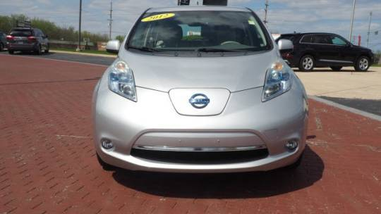 2012 Nissan LEAF JN1AZ0CP2CT017469