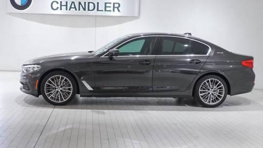 2019 BMW 5 Series WBAJA9C53KB388956
