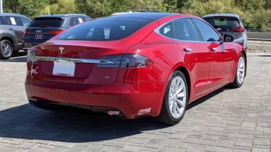2017 Tesla Model S 5YJSA1E16HF190879