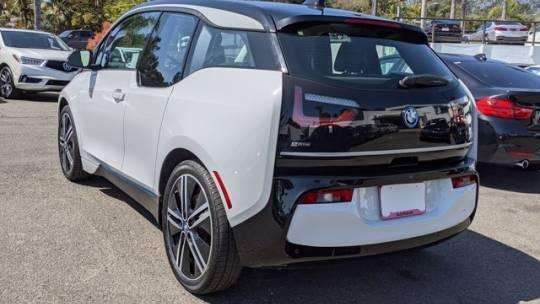2018 BMW i3 WBY7Z4C54JVC34764