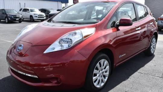 2015 Nissan LEAF 1N4AZ0CP1FC304440
