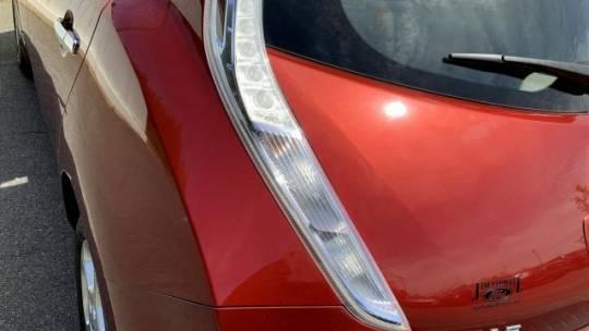 2011 Nissan LEAF JN1AZ0CP4BT007427