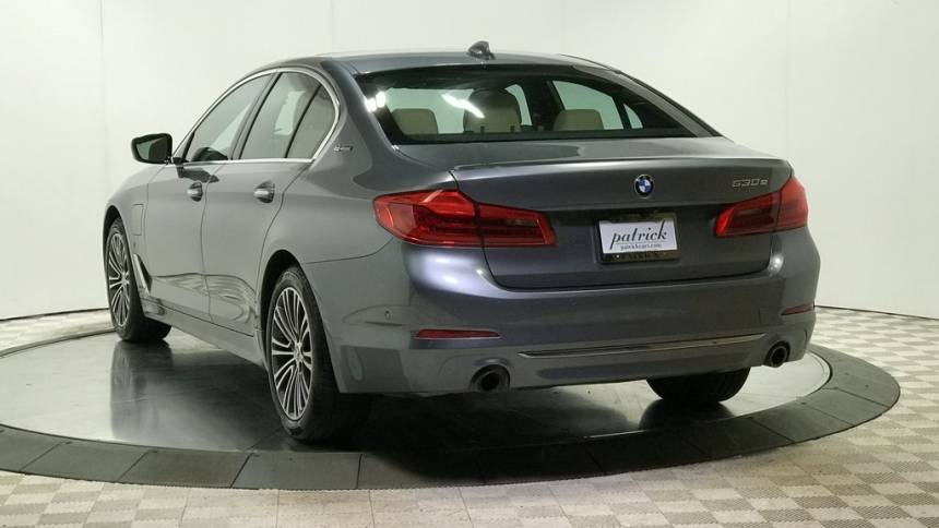 2018 BMW 5 Series WBAJB1C55JB084850