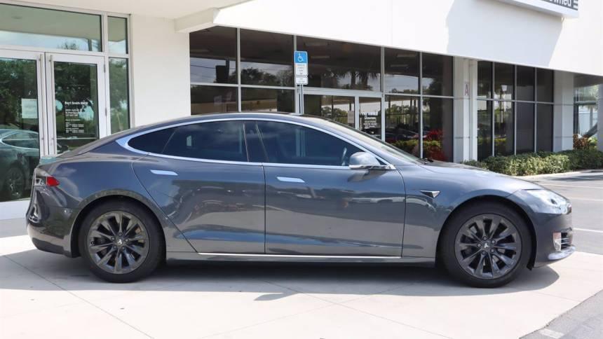 2018 Tesla Model S 5YJSA1E29JF270255
