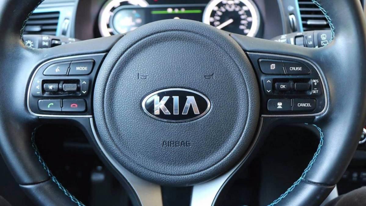 2018 Kia Niro KNDCM3LD4J5190343