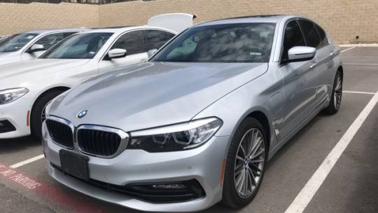 2018 BMW 5 Series WBAJA9C59JB033563