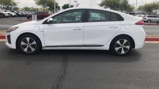 2019 Hyundai IONIQ KMHC65LD4KU105557