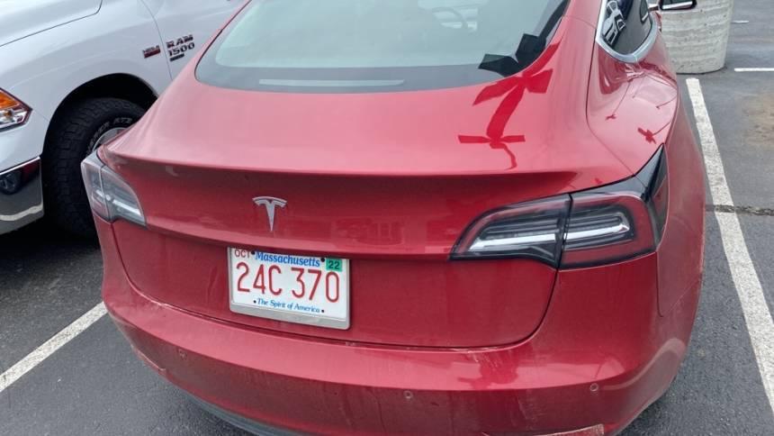 2018 Tesla Model 3 5YJ3E1EA4JF051414