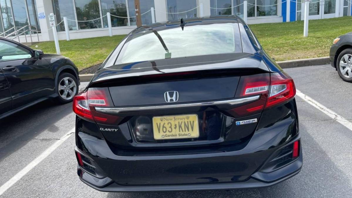 2018 Honda Clarity JHMZC5F18JC016683