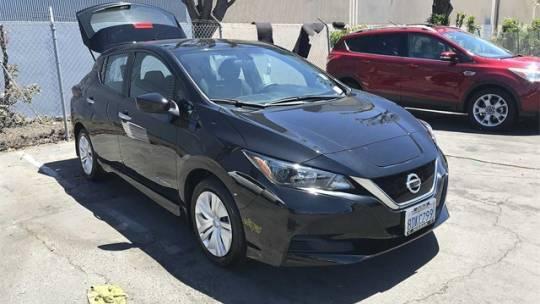 2018 Nissan LEAF 1N4AZ1CP3JC306298