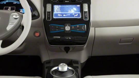 2012 Nissan LEAF JN1AZ0CP0CT020936