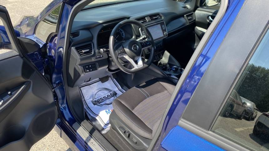 2019 Nissan LEAF 1N4BZ1CP9KC321555