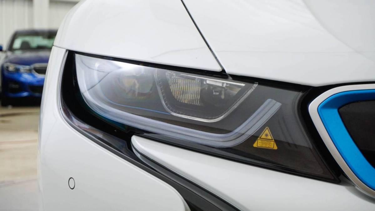 2019 BMW i8 WBY2Z4C54KVB81737