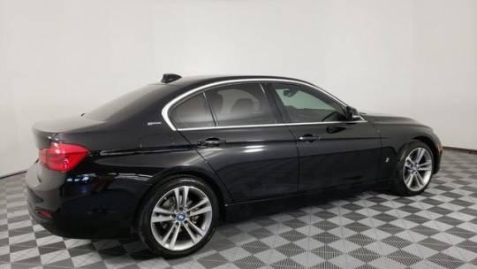 2018 BMW 3 Series WBA8E1C5XJA178654