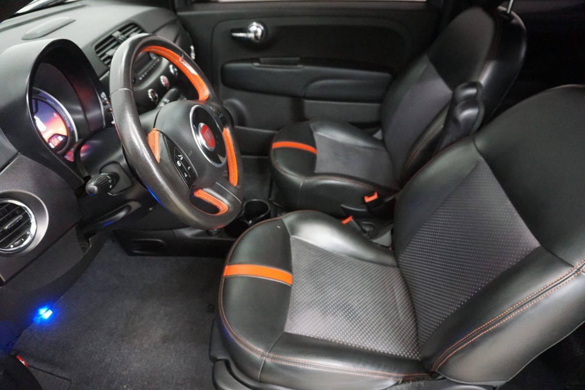 2015 Fiat 500e 3C3CFFGE9FT520052