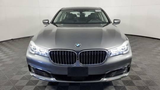 2018 BMW 7 Series WBA7J2C5XJG938379