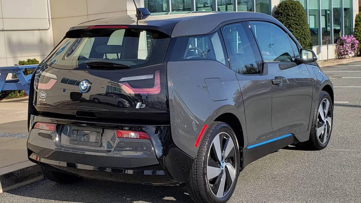 2015 BMW i3 WBY1Z4C5XFV503585