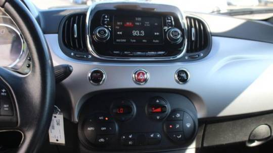 2017 Fiat 500e 3C3CFFGE8HT625099