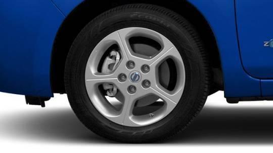 2013 Nissan LEAF 1N4AZ0CP8DC419582