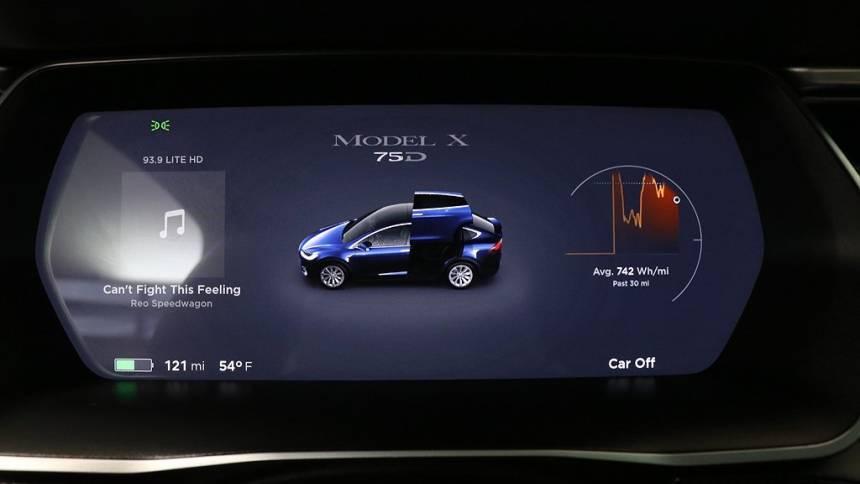 2017 Tesla Model X 5YJXCAE23HF063743