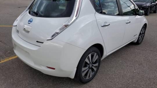 2015 Nissan LEAF 1N4AZ0CP6FC312176