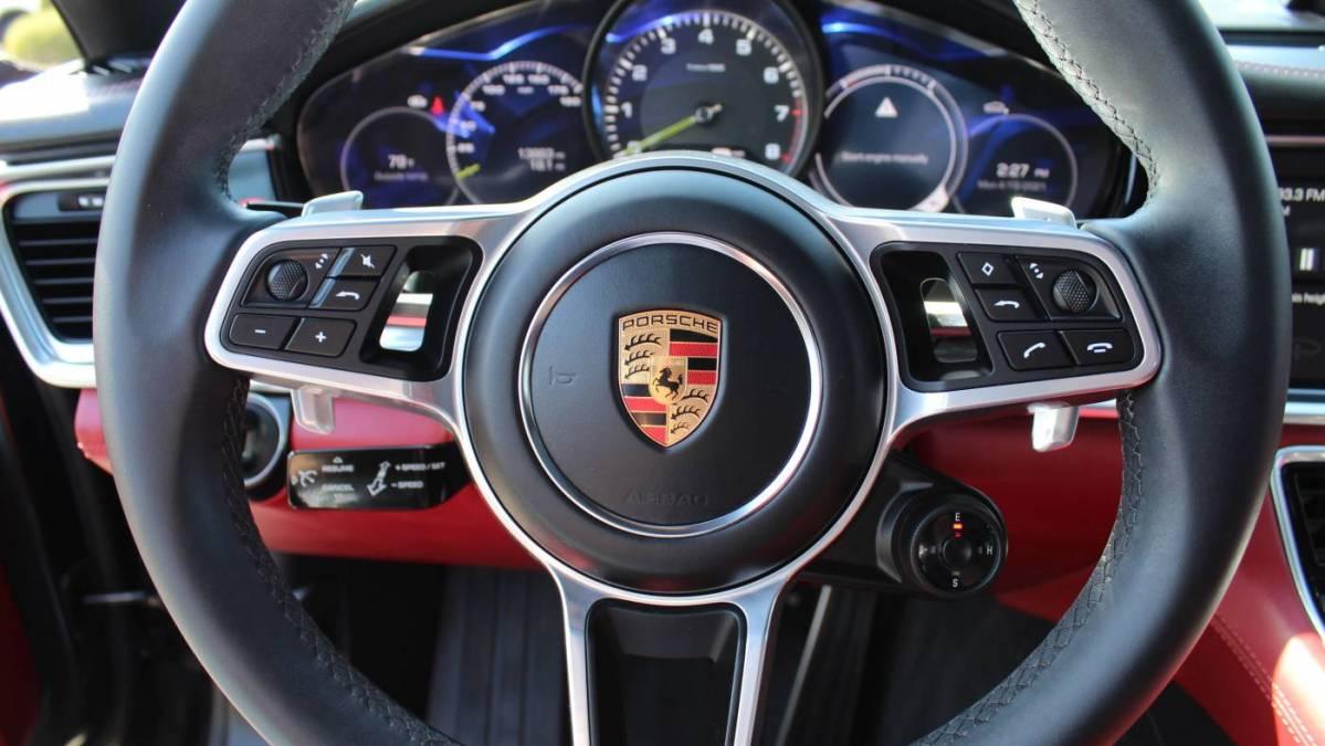 2018 Porsche Panamera WP0AE2A71JL176844
