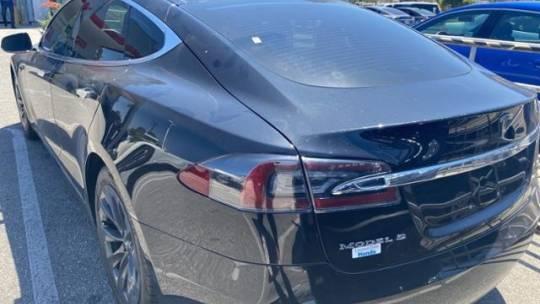 2018 Tesla Model S 5YJSA1E27JF244253