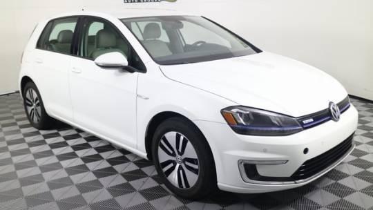 2016 Volkswagen e-Golf WVWPP7AU8GW915285