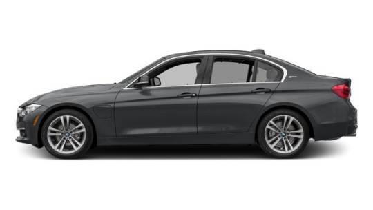 2018 BMW 3 Series WBA8E1C58JA180144