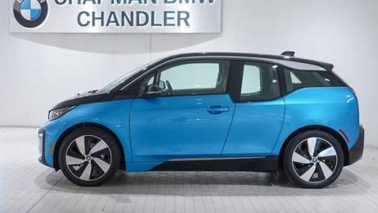 2018 BMW i3 WBY7Z4C54JVD96751