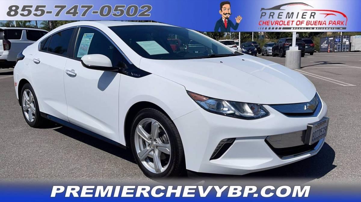 2018 Chevrolet VOLT 1G1RC6S58JU128838