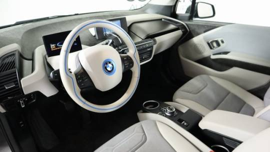 2018 BMW i3 WBY7Z2C50JVB88581