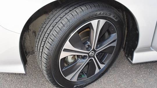 2019 Nissan LEAF 1N4AZ1CP4KC302794